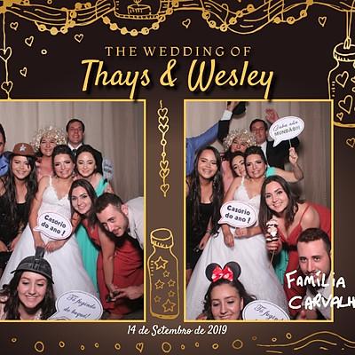 Casamento Thays e Wesley