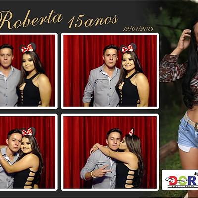 15 anos Roberta