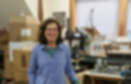 President, Cathy Roberts discusses Pieceworks, insourcing, and her local, small business