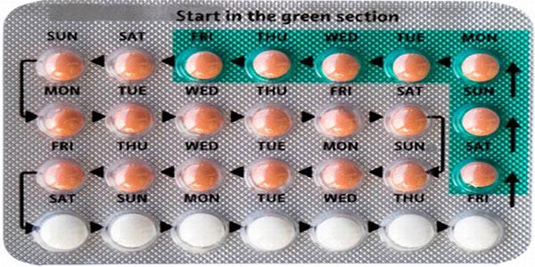 contraceptivele te fac să slăbești slăbire w0rld