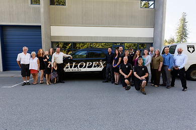 Alopex Couriers Powell River