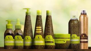 Pour une hydratation en profondeur: La gamme Macadamia