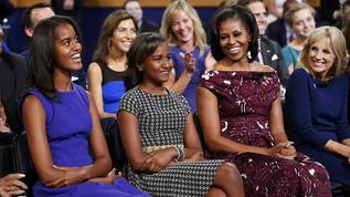 Modèle Capillaire : les femmes Obama