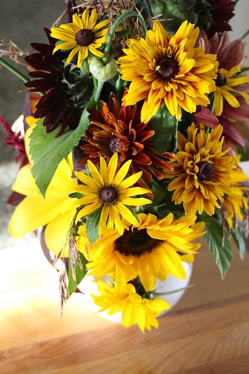 Summer Bouquet Subscription - 5 Weeks