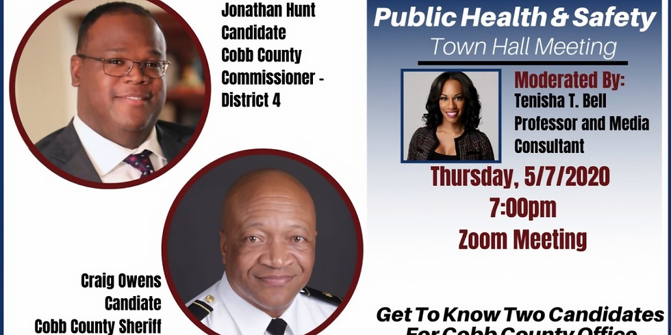 Public Health & Safety Town Hall