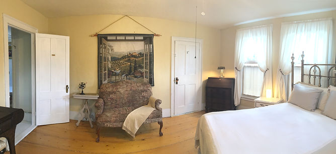 Nettie Brown House | Bedroom One