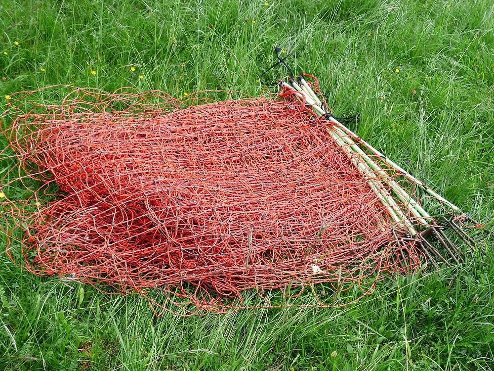 Electric Animal Netting