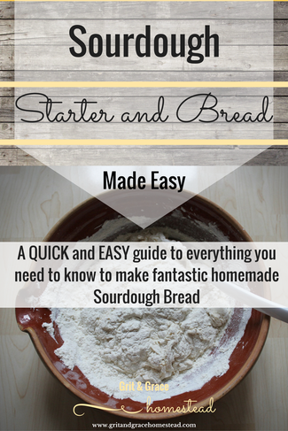 Sourdough Made Easy