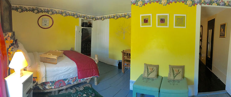Nettie Brown House   Bedroom Three