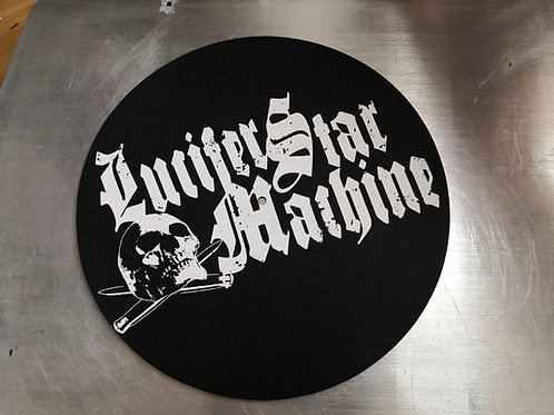Slipmat for your record player/turntable platter