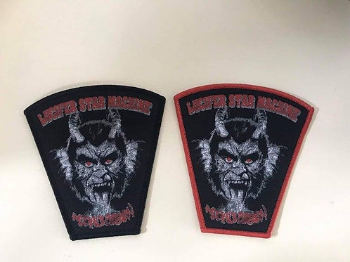 "Woven Patch ""The Devil's Breath"""