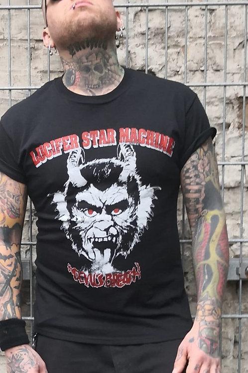 "T-Shirt ""Devil's Breath"""
