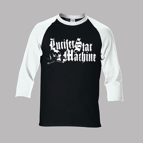 "Baseball Raglan 3/4 Sleeves ""Logo"""