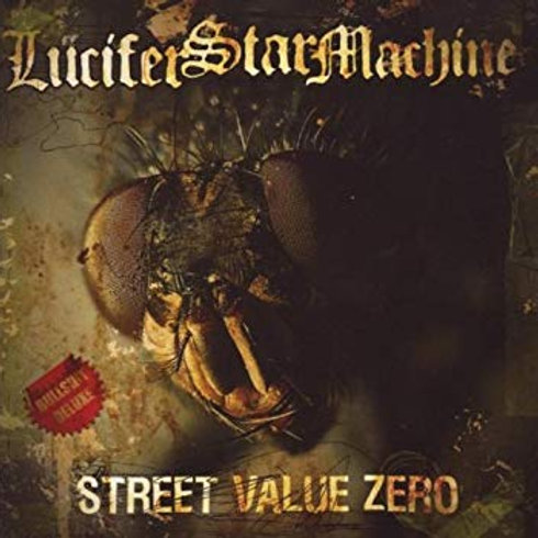 "LP ""Street Value Zero"" (Tornado Ride Records, 2009)"