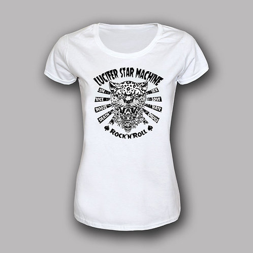 "Girly-Shirt ""Leopard"""