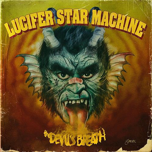 "CD/LP/DELUXE LP ""The Devil's Breath"" (The Sign Records, 2020)"