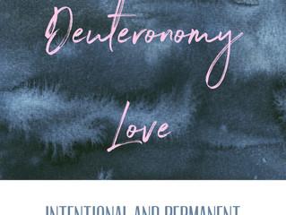 Deuteronomy Love
