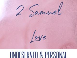 2 Samuel Love