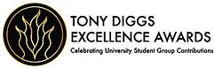 Logo for Tony Diggs Excellence Awards