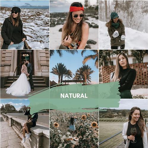 Natural Mobile Presets