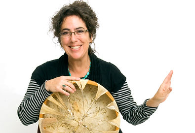 TinaFields with drum.jpg