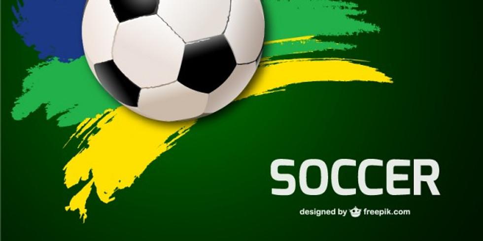 Mmmwhah! Games:  Soccer!