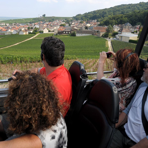 Champagne vineyards tours