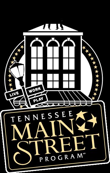 Tennessee Main Street Logo