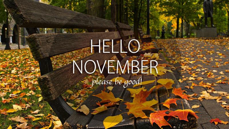 November payment
