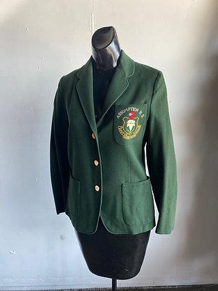 1970's Assumption High School Robert Rollins  Blazer Uniform