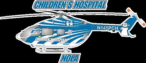 EC145#035 LOUISIANA - CHILDREN'S HOSPITAL