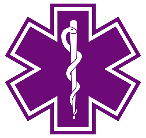 SOL#009 ROD OF ASCLEPIUS PURPLE