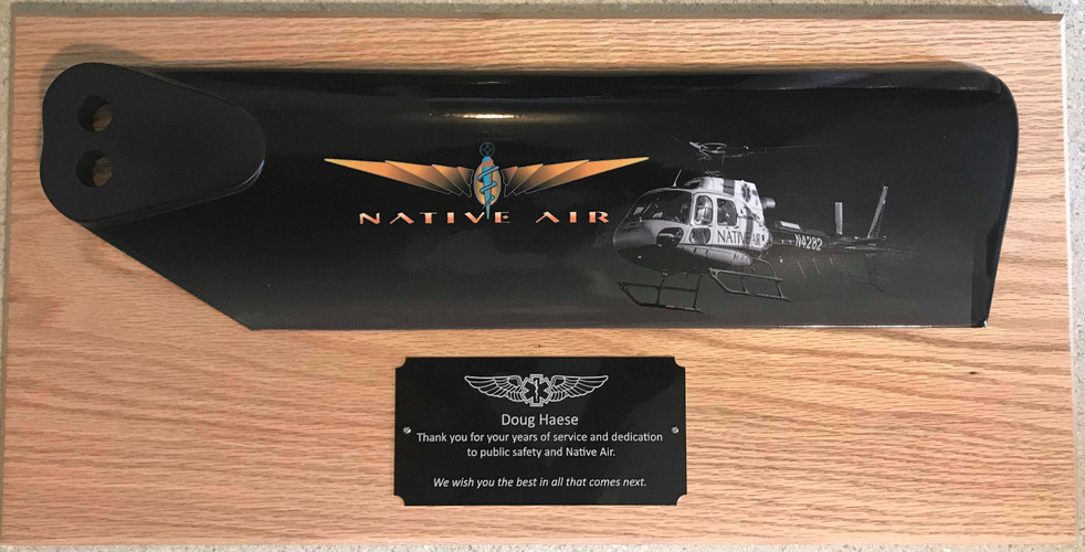 NATIVE AIR AS-350