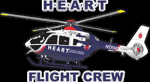EC135#149 VIRGINIA - HEART