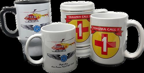 Custom Aviation Mugs (11 oz Ceramic)