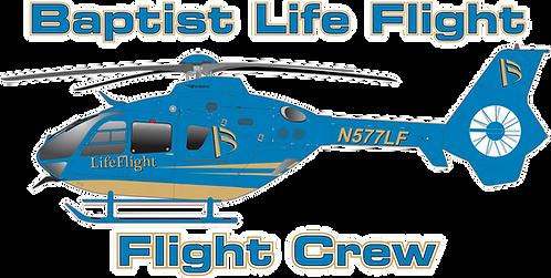 EC135#116 ALABAMA - BAPTIST LIFE FLIGHT