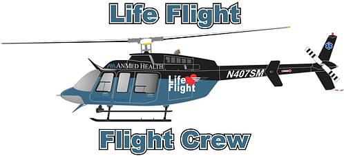 B407#081 - SOUTH CAROLINA - LIFE FLIGHT