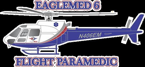 AS350#050 - OKLAHOMA - EAGLEMED 6