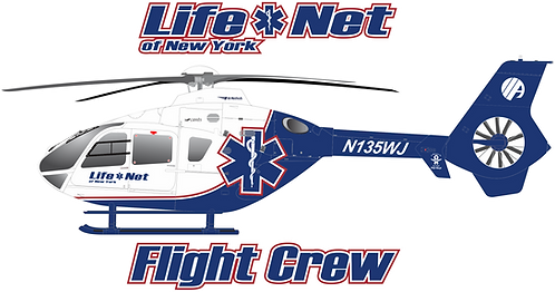 EC135#129 NEW YORK - LIFE NET