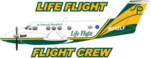 BC#006 MONTANA - LIFE FLIGHT