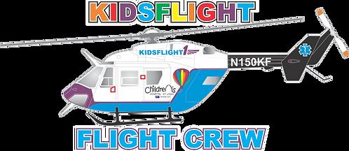 BK-117#030 MO  KIDS FLIGHT