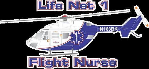 BK-117#022 MI LIFE NET 1