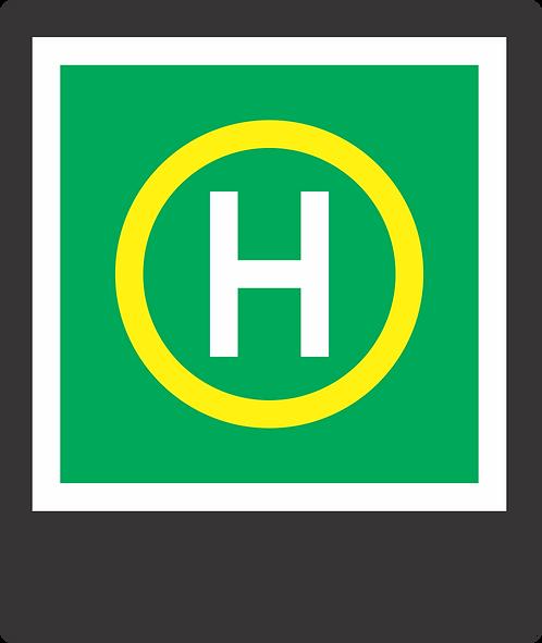 HP#05  HELIPAD