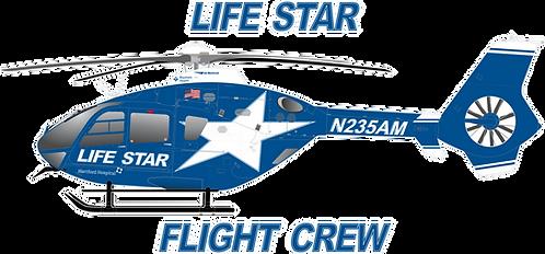 EC135#147 MASSACHUSETTS - LIFE STAR