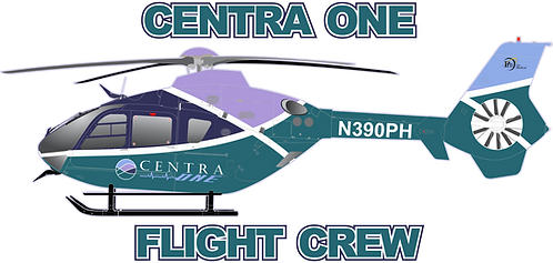 EC135#012  VIRGINIA - CENTRA ONE