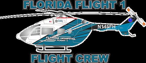 EC145#040 FLORIDA - FLORIDA FLIGHT 1