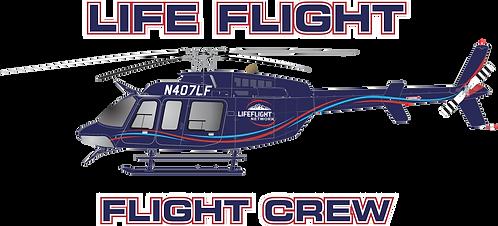 B407#133 ORIGON - LIFE FLIGHT NETWORK
