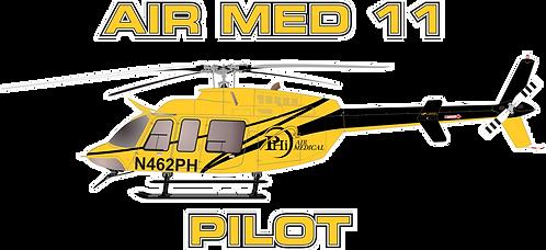 B407#101 - TEXAS - AIRMED 11