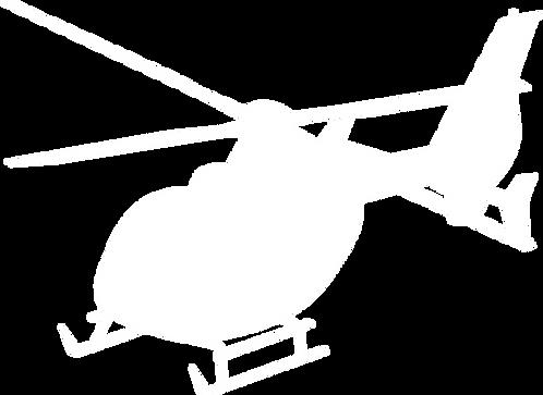 #SH233 EC-135 Silhouette