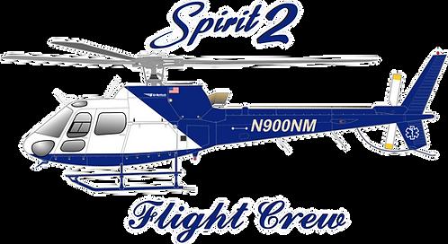 AS350#055 - WISCONSIN - SPIRIT